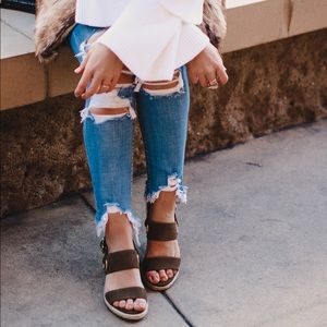8b123379b68 Vionic Shoes - Vionic Vero Wedge Sandal